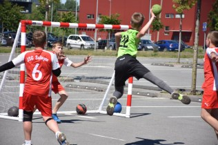 368 2018 Lithuania, Street Handball tournament in Klaipeda 3