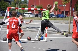 368 2018 Lithuania, Street Handball tournament in Klaipeda 3