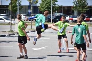368 2018 Lithuania, Street Handball tournament in Klaipeda 6