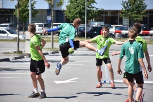 368 2018 Lithuania, Street Handball tournament in Klaipeda 6