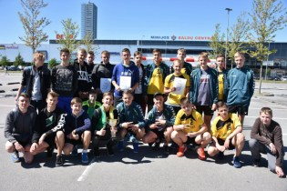 368 2018 Lithuania, Street Handball tournament in Klaipeda 7