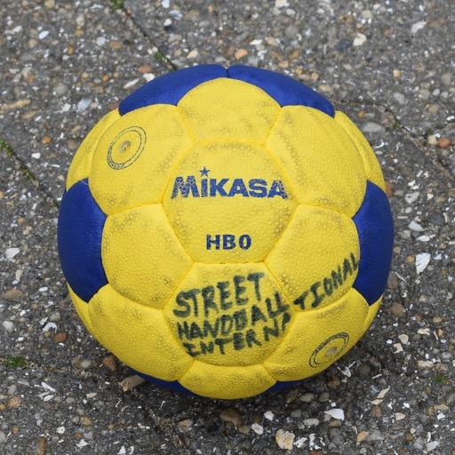 Mikasa HB0 Street Handball ball