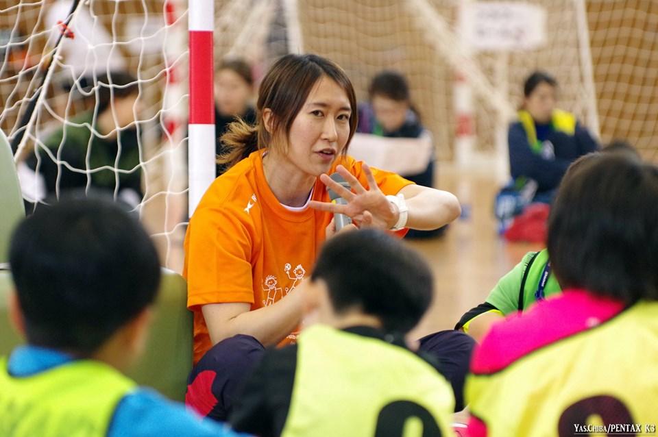 Japan Street Handball Federation held the North Japan Street Handball Festival in Hanamaki