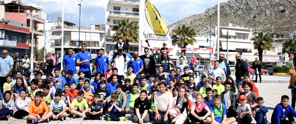 Greece, 1st Street Handball Event with Salamina Handball Club, awesome video from Bill Productions