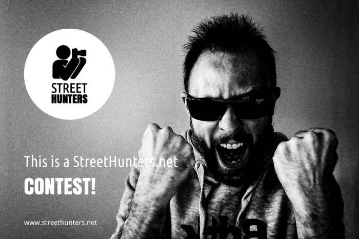 Street Hunters Monthly Theme Contest