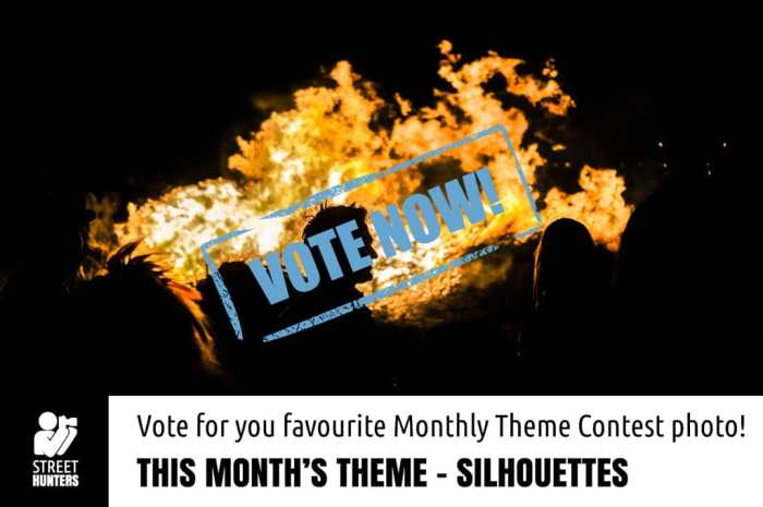 Silhouettes Contest Vote