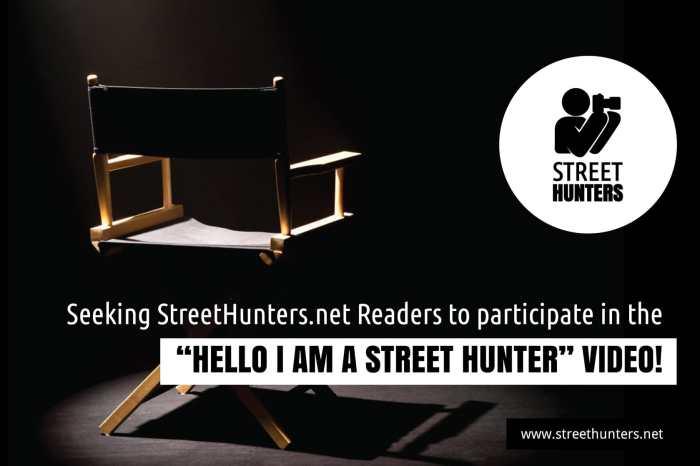 Street Hunters video