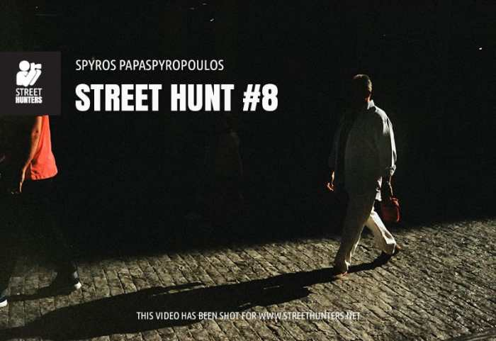 Street Hunt 08 - Film Street Photography Video Tutorial