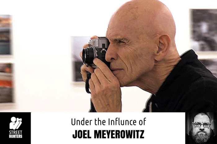 Under the Influence of Joel Meyerowitz