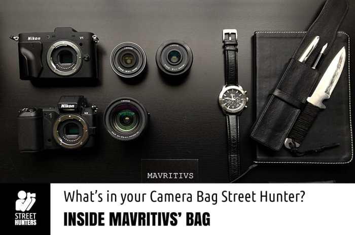 Mavritivs' bag
