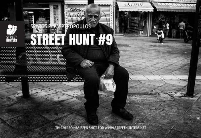 Street Hunt 09 - Street Photography Video Tutorial