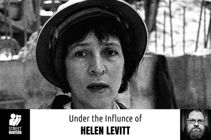 Under the Influence of Helen Levitt