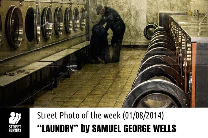 Laundry by Samuel George Wells