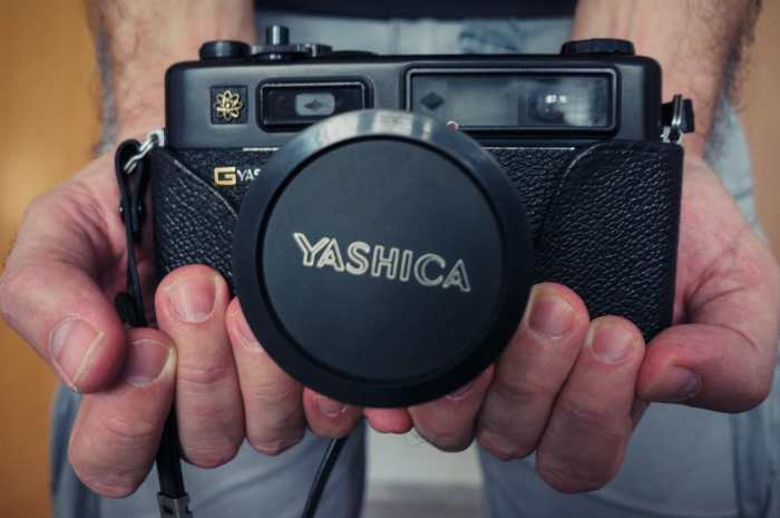 Yashica Electro 35 GTN. An ideal One Camera & One Lens for Street Photography choice