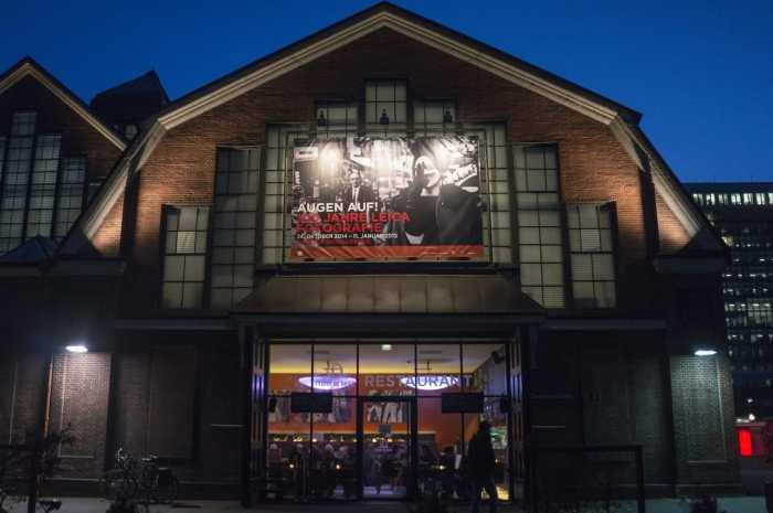 Leica Exhibition in Hamburg