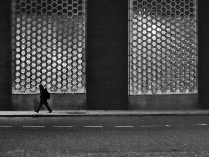 Late Night Hex by Bill Wellham.  Shot in City of London,  November 2014