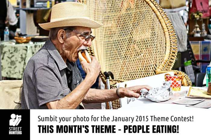 January 2015 Monthly Theme Contest