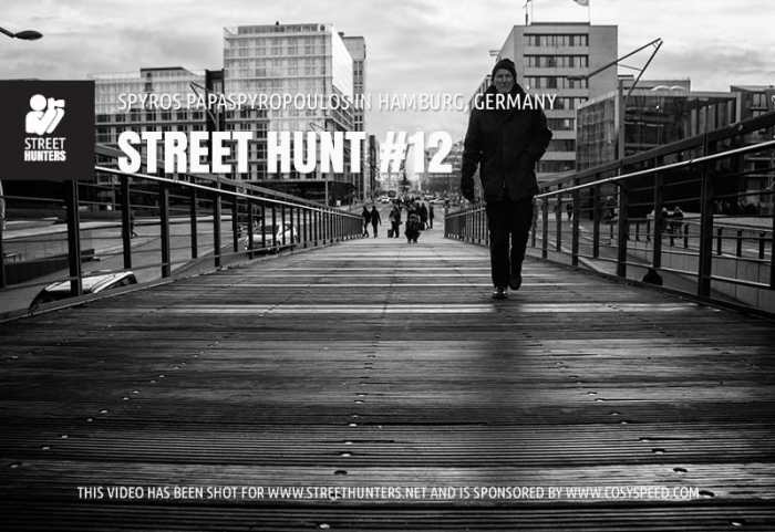 Street Hunt No 12 - Street Photography in Hamburg, Germany