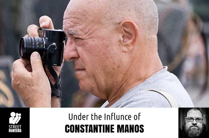 Under the Influence of Constantine Manos