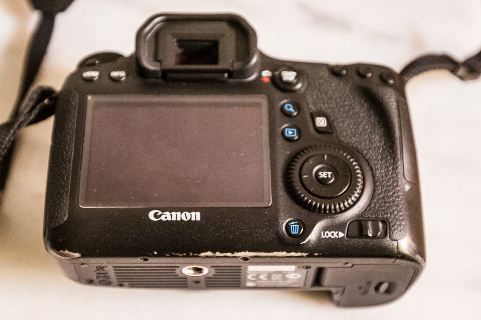 how to use canon 6d
