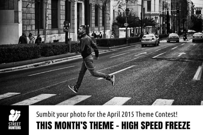 Theme Contest for April 2015