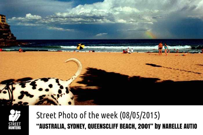 Street Photo of the week by Narelle Autio