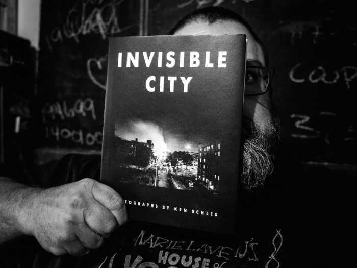 Invisible City book cover
