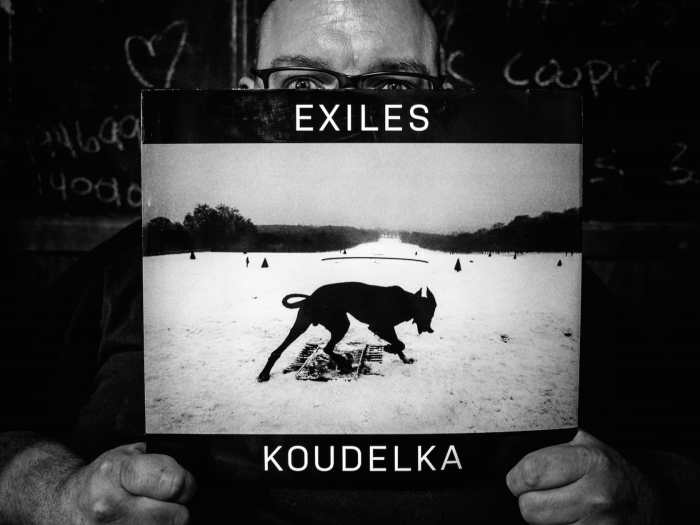 Cover of Joseph Koudelka's Exiles