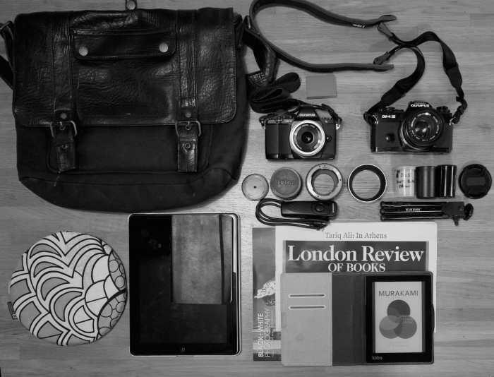 Andy Wasley's Camera Bag