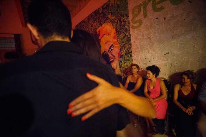 Last Tango by Digby Fullam