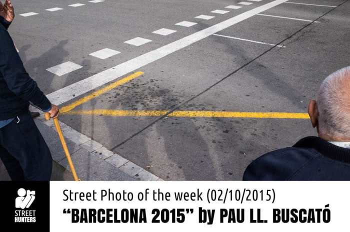 Street Photo of the week by Pau Ll Buscato