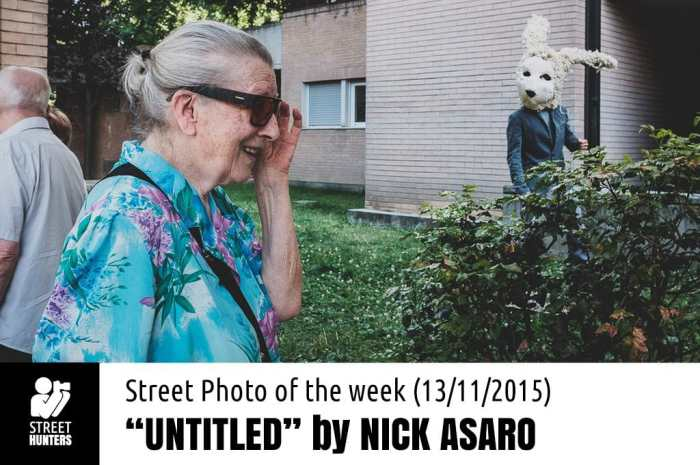 Photo of the week by Nick Asaro