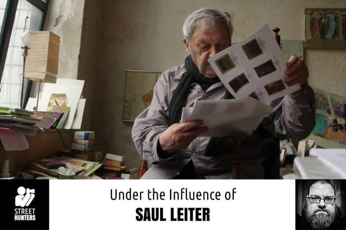 Under the Influence of Saul Leiter