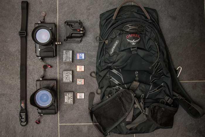Alain Mijngheer's bag