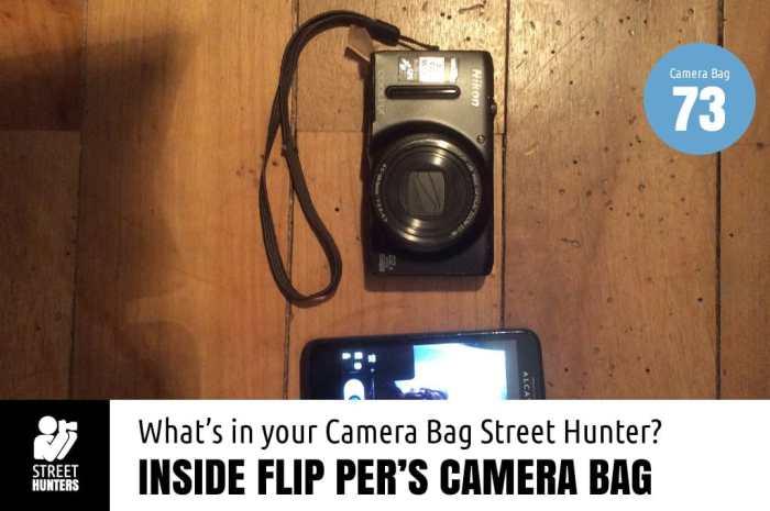 Flip Per's Camera Bag