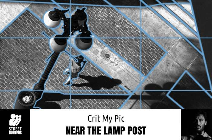 Crit My Pic 'Near the Lamp Post' by Stuart Liddle