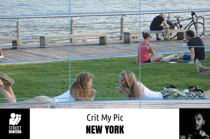 Crit My Pic 'New York' by Norah Fernandez Yegros