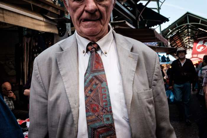 Neck Ties Street Photography contest submission by Zisis Kardianos