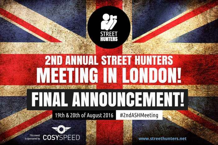 2nd Annual SH Meeting - Final Announcement