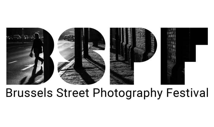 Brussels Street Photography Festival Logo