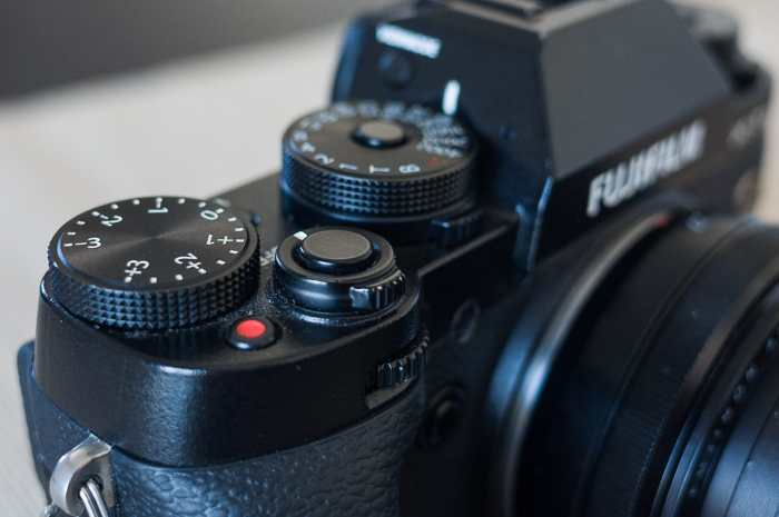 Fujifilm X-T1 build quality