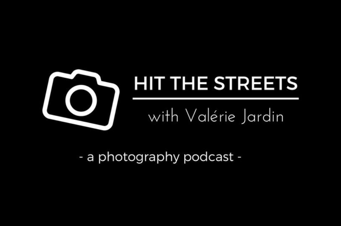 Hit The Streets with Valerie Jardin podcast