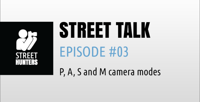 """Street Talk"" Episode 03"