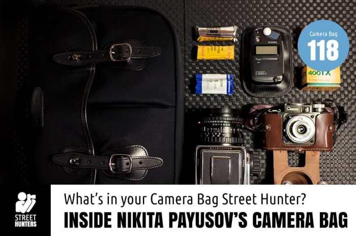 Inside Nikita Payusov's Camera Bag 2