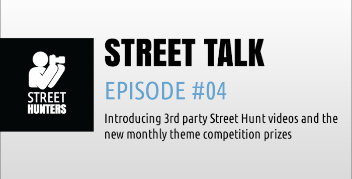 """Street Talk"" Episode 04"