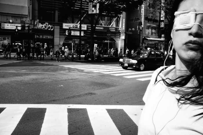 """""""Zebra crossings"""" submission by Tatsuo Suzuki"""