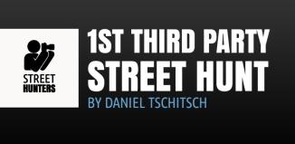The 1st Third Party Street Hunt by Daniel Tschitsch