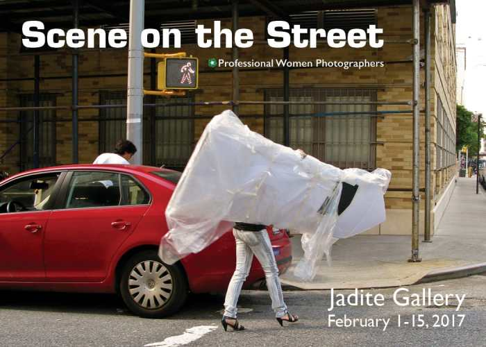 PWP Scene on the Street Exhibition New York - 1