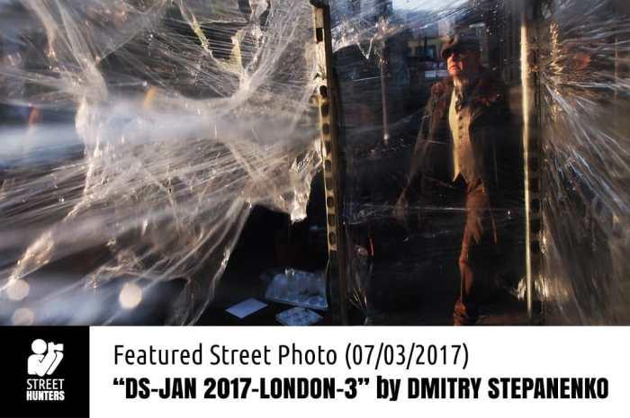 Featured street photo by Dmitry Stepanenko
