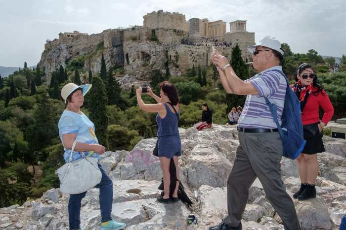Flash Street Photography Workshops in Athens, Greece